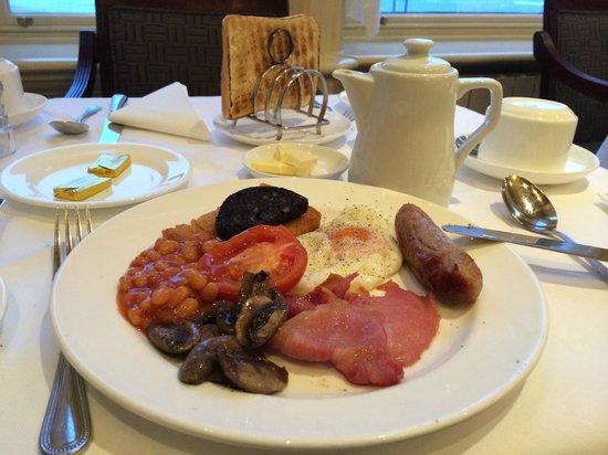 Grand Hotel: Frühstück