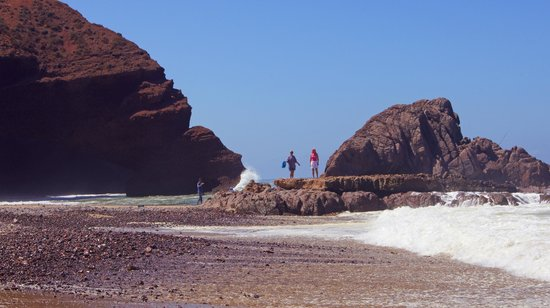 Legzira Beach : Легзира