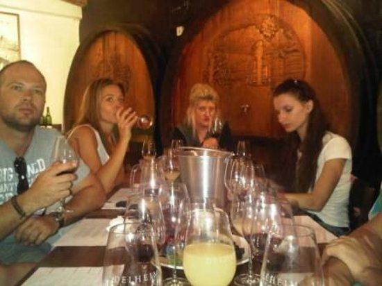 iTSuTravel - Day Tour: Wine Knowledge and Tasting