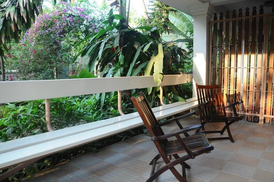 Palolem Guest House: King room of guest house -I