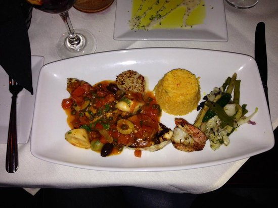 Espana Restaurant & Tapas: Catch of the day