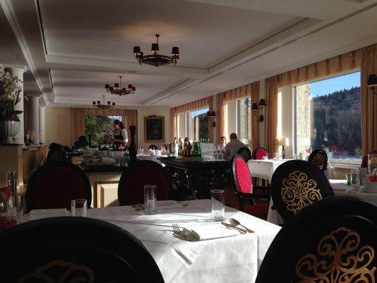 Schloss Fuschl A Luxury Collection Resort & Spa, Fuschlsee-Salzburg: Traumhafter Speisesaal.
