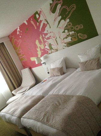 NH Brussels Bloom: Apartamento