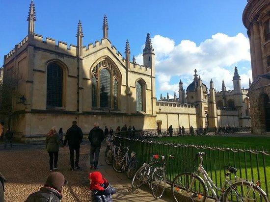 Footprints Tours Oxford: Footprints Tour