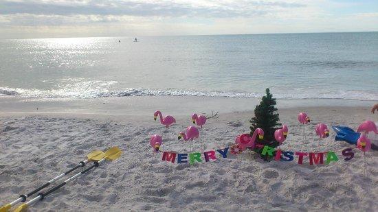 Lido Beach Resort: Christmas Day at Lido Beach