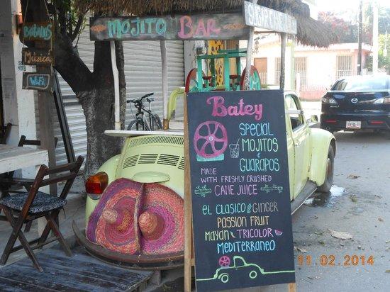 Batey Mojito & Guarapo Bar: Batey mojito