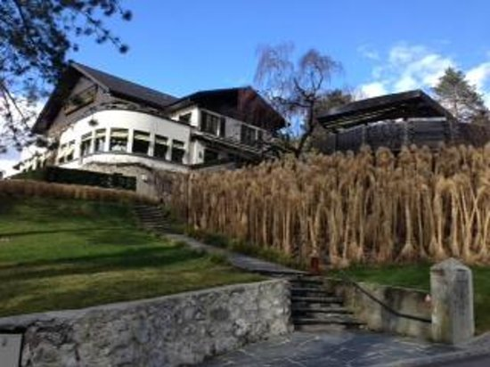 Parkhotel Sonnenhof: 5 star home from home luxury and excellence