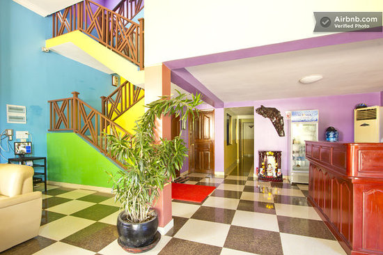 The Siem Reap Amigo Villa : Hotel lobby