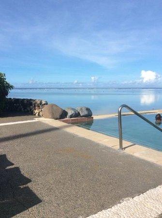 Shangri-La's Fijian Resort & Spa: the view