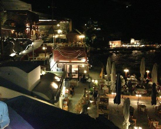 Taverna Katina: Ammoudi Bay