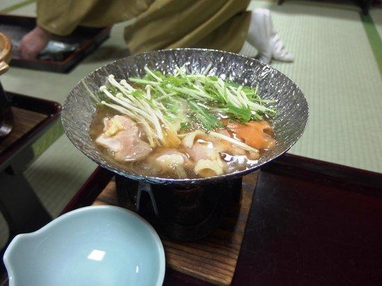 Iseshima Royal Hotel: 鍋