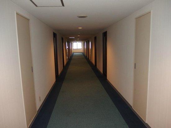 Iseshima Royal Hotel: 廊下