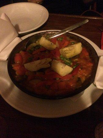 Ole Madrid : Paella vegetarisch