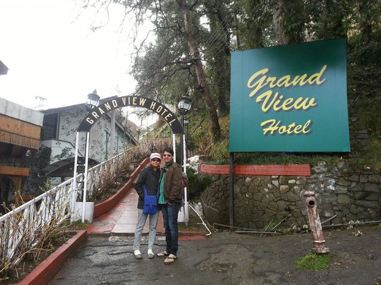 Grand View Hotel : Grand indeed