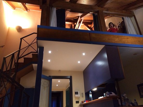 Residence Jecna: Scala