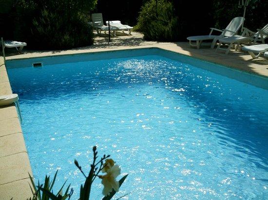 piscine le clos du mas Pellier