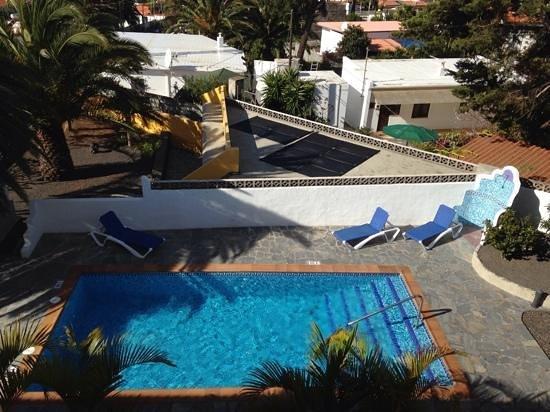 Apartamentos Villa Maria: small and cozy
