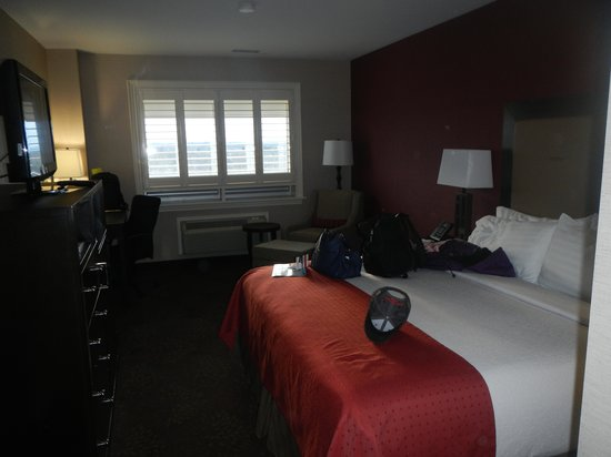 Holiday Inn Hotel & Suites St. Catharines Conference Centre: Large room