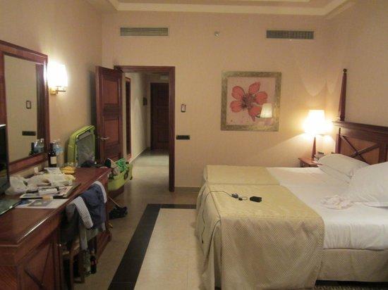 Gran Hotel Elba Estepona & Thalasso Spa: room
