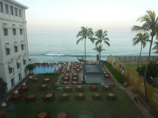 Galle Face Hotel Colombo : Overlooking the Indian Ocean