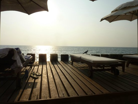 Galle Face Hotel Colombo : Isn't that a great view?