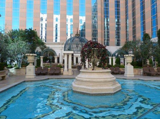 The Venetian Las Vegas : Piscine