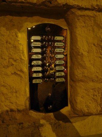 Castel Sant'Angelo Inn : Timbres