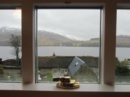 Briar Cottages: View from Lounge