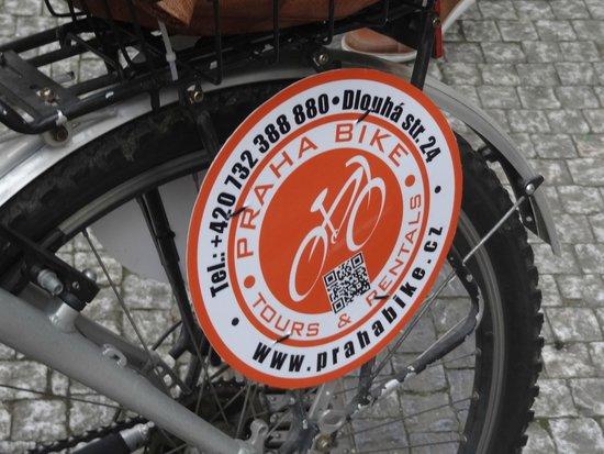 Praha Bike -  Bicycle Tours & Rentals : Praha City Bike
