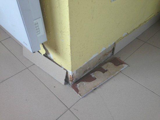 Apartaments Turistics K-2 : no arreglamos nunca nada