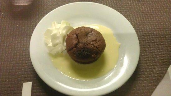 Le Chamadou : moelleux au chocolat maison