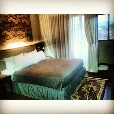 HOUSE Sangkuriang - Bandung: Room Inside