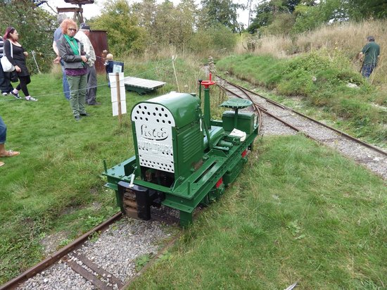 Twyford Waterworks: the narrow gauge railway