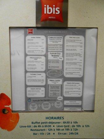 Ibis Perpignan Centre : Habitación