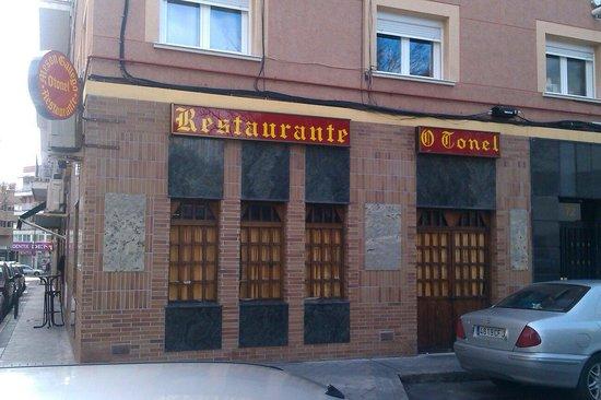 O'tonel Restaurante Gallego