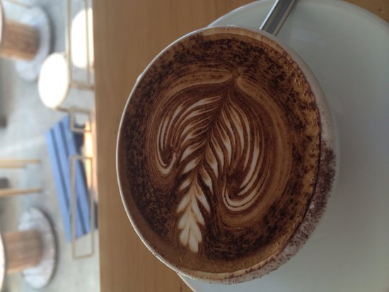 Lamkin Lane Espresso Bar: Mocha