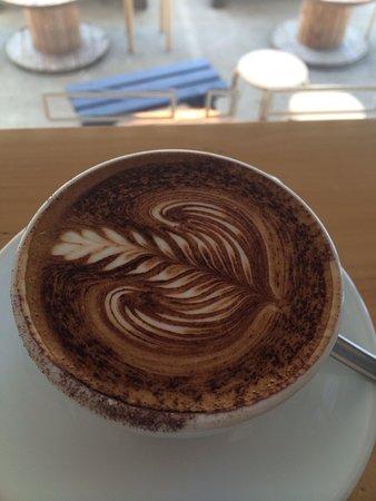 Lamkin Lane Espresso Bar: Mocha