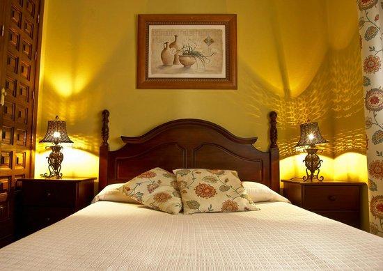 Las Mayoralas: Dormitorio de Matrimonio
