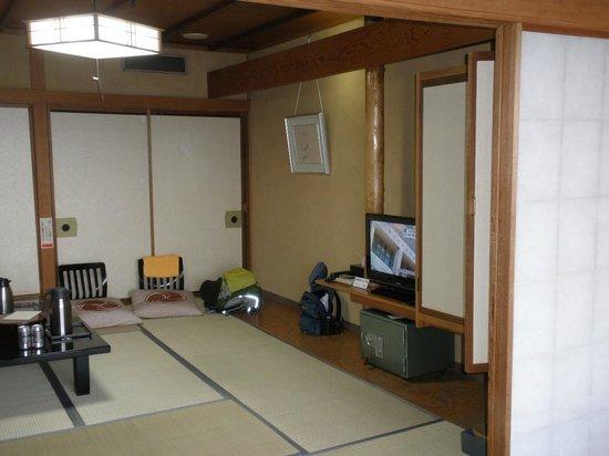 Meijikan: 室内