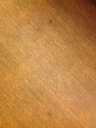 Holiday Inn Express Leeds City Centre-Armouries: Dirty carpet