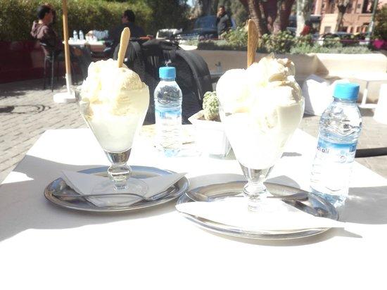 Panna Gusto Italiano : il gelato che non ti aspetti di trovare a Marrakech