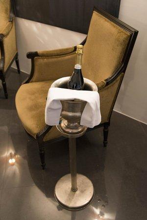 Antiq Palace Hotel & Spa : Drinks Reception Area