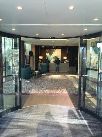 Hôtel Barrière Lille : quelle entrée non?