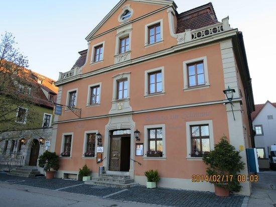 AKZENT Hotel Schranne: かわいらしい外観