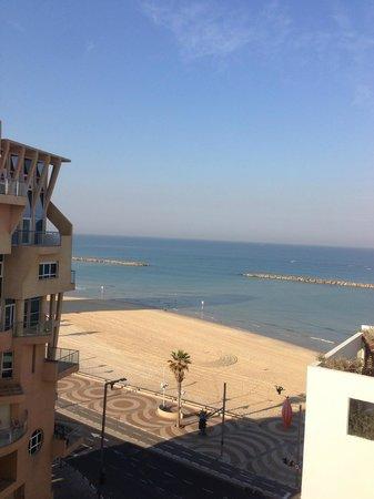 Sea Executive Suites : Uitzicht