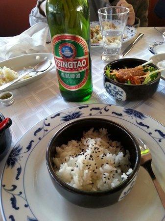 China Town : Menù sushi sashimi