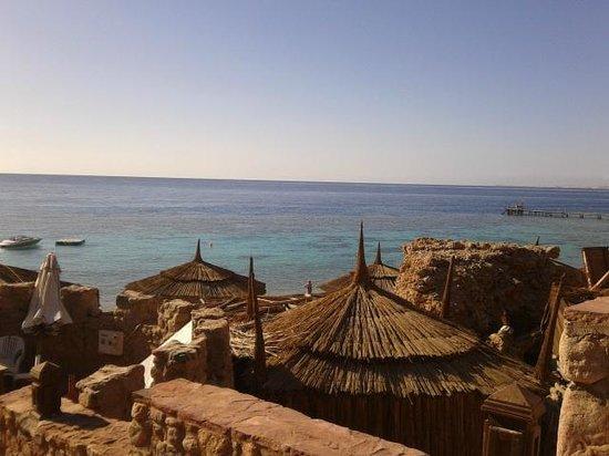 Faraana Reef Resort : вид