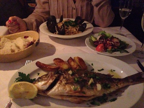 La Locanda: The Dorade was so fresh and tasty!