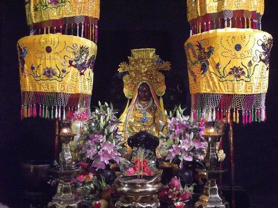 Po Nagar Cham Towers: Богиня которой молятся о рождении ребёнка