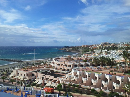 Guayarmina Princess Hotel : the view from our room